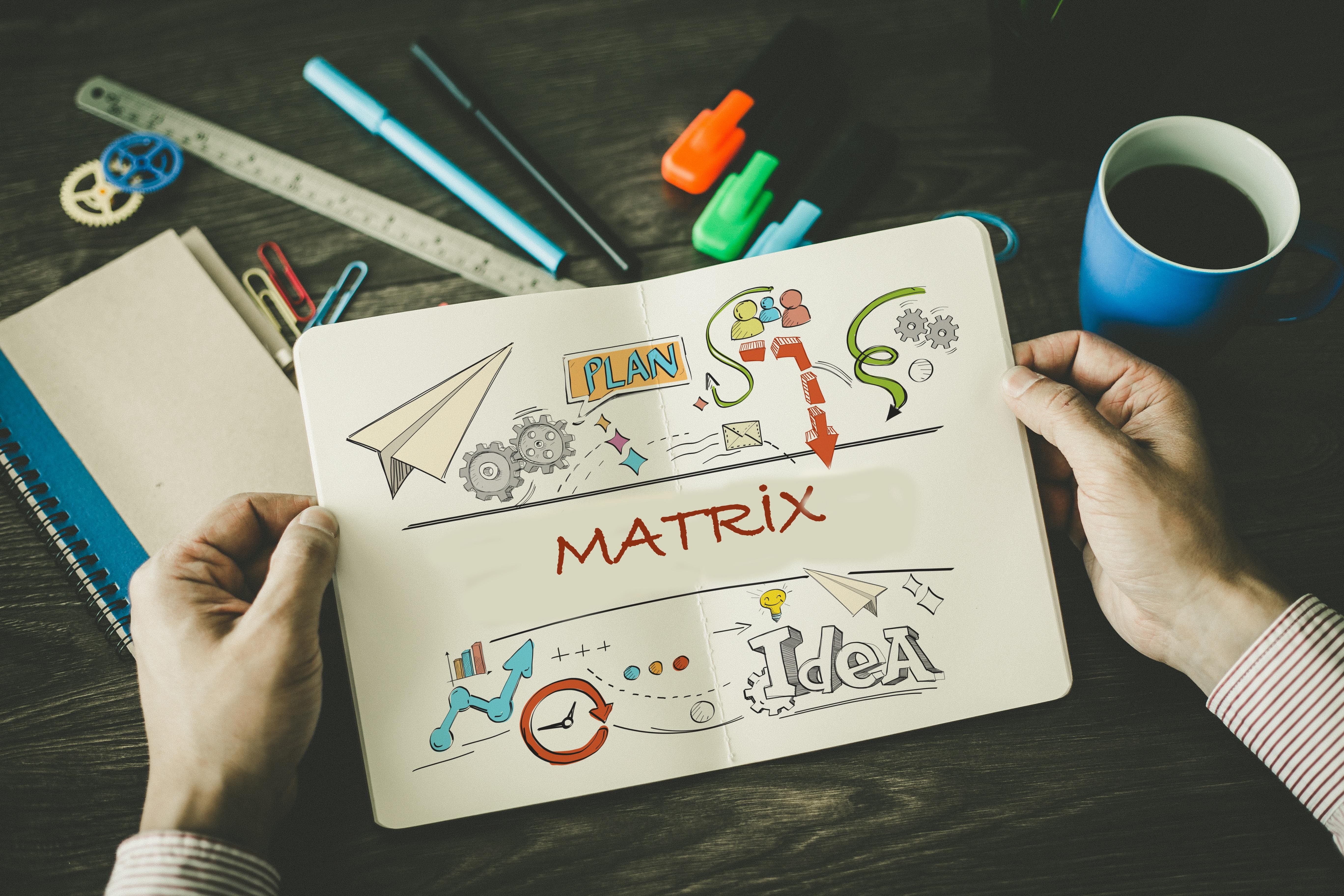 Web Tabanlı Matris Platformu