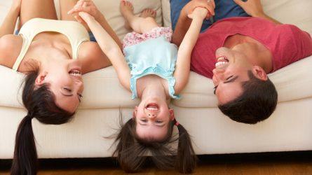 Çocuklarla El Ele Ebeveynlik